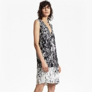 French Connection~Copley Crepe Zipped Tunic Dress